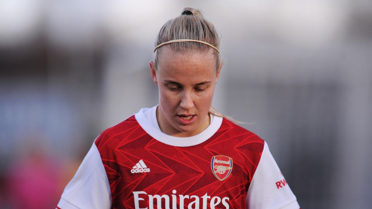 Beth Mead of Arsenal