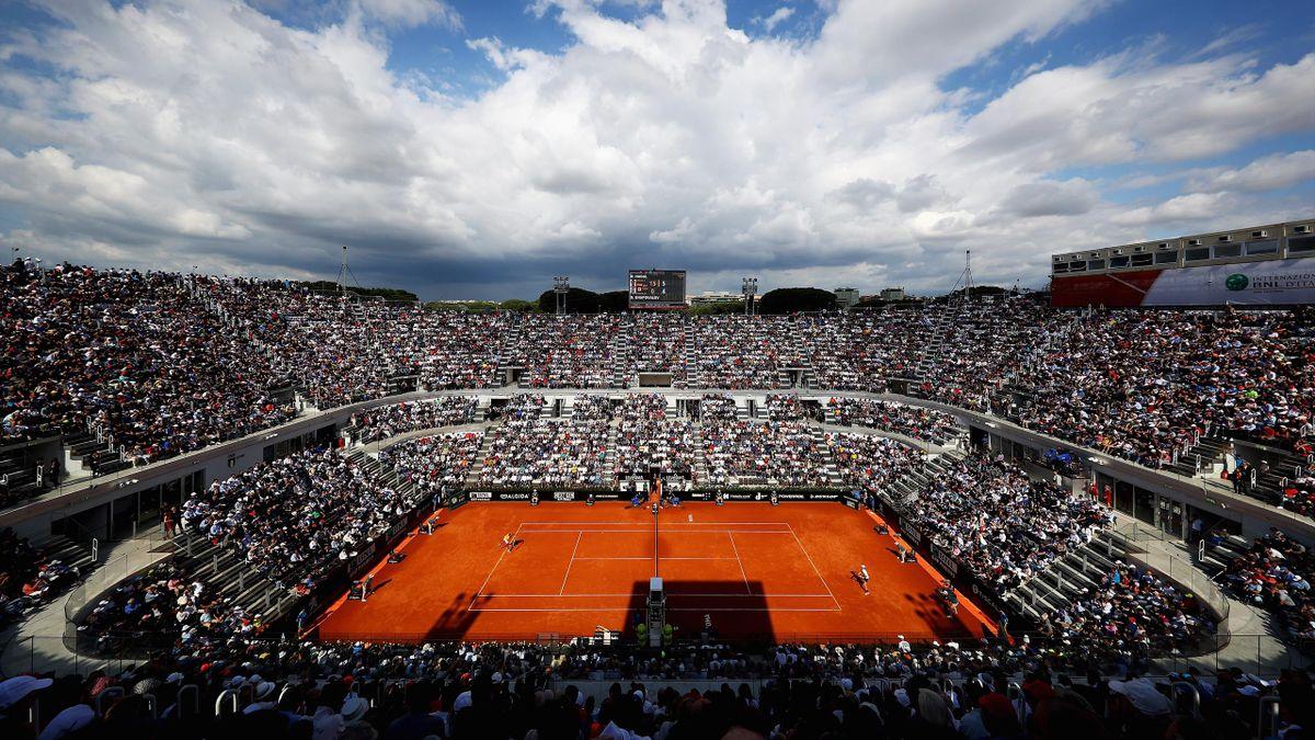 Sandplatz-Turnier in Rom
