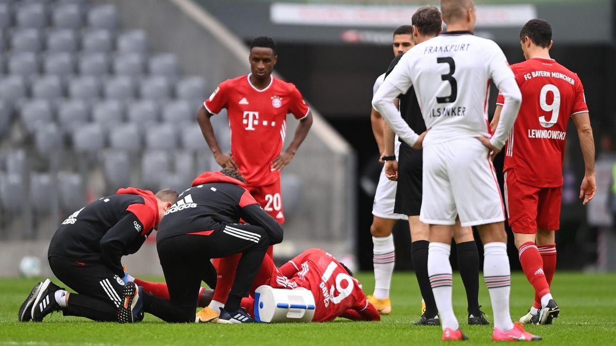 Alphonso Davies - FC Bayern