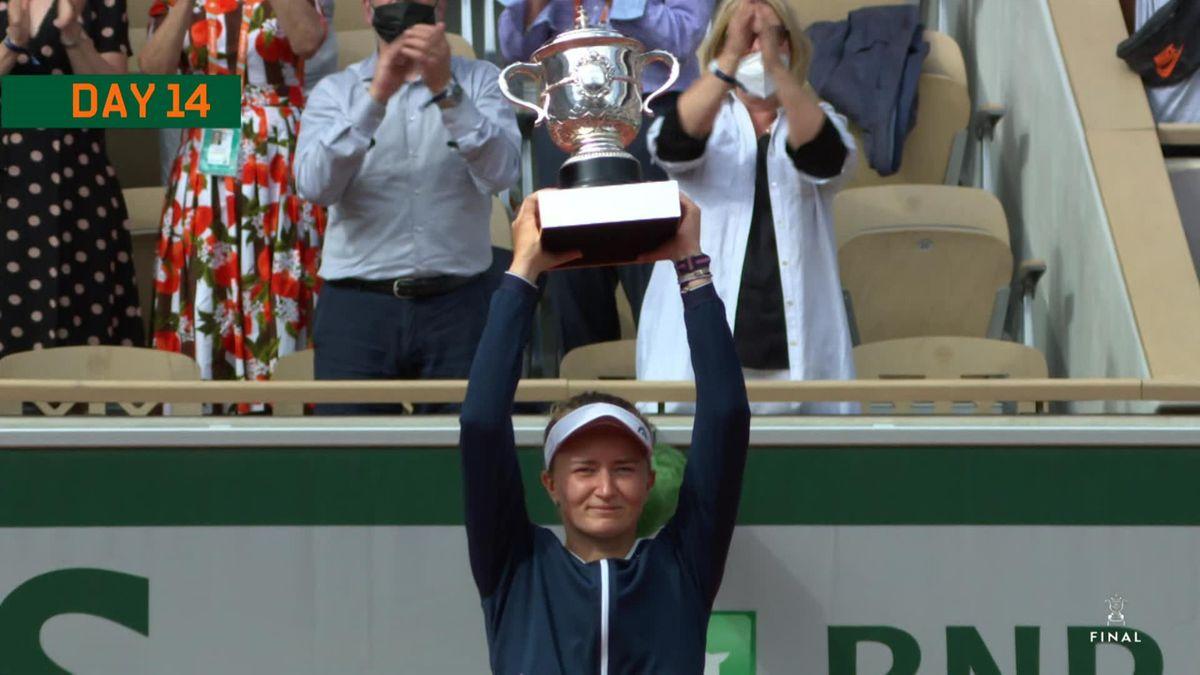 Hatalmas meglepetések, visszalépések, cseh győzelem: ez történt a Roland Garros női versenyén