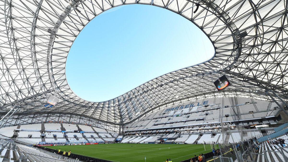 Le stade Vélodrome, jardin de l'Olympique de Marseille.
