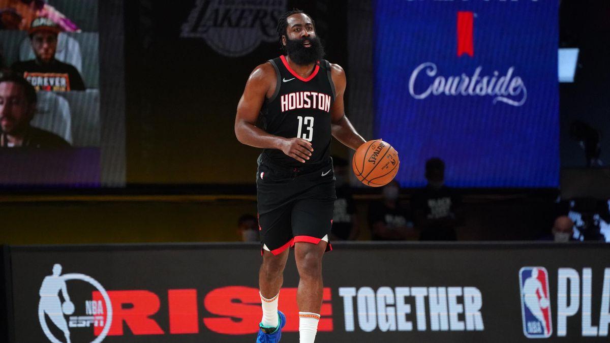 James Harden (Houston Rockets)