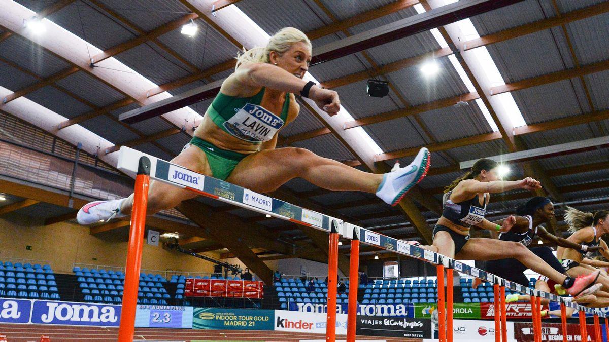 World Athletics Indoor Tour Madrid 2021