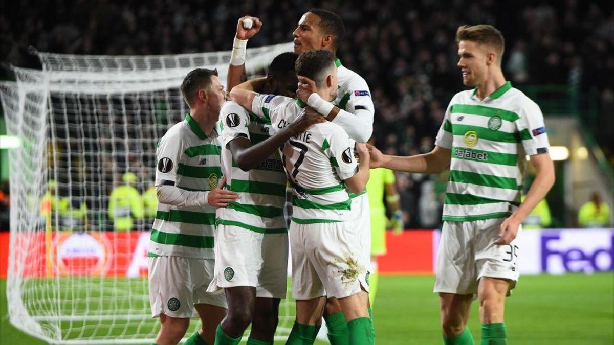 Celtic-Lazio, Europa League 2019/20