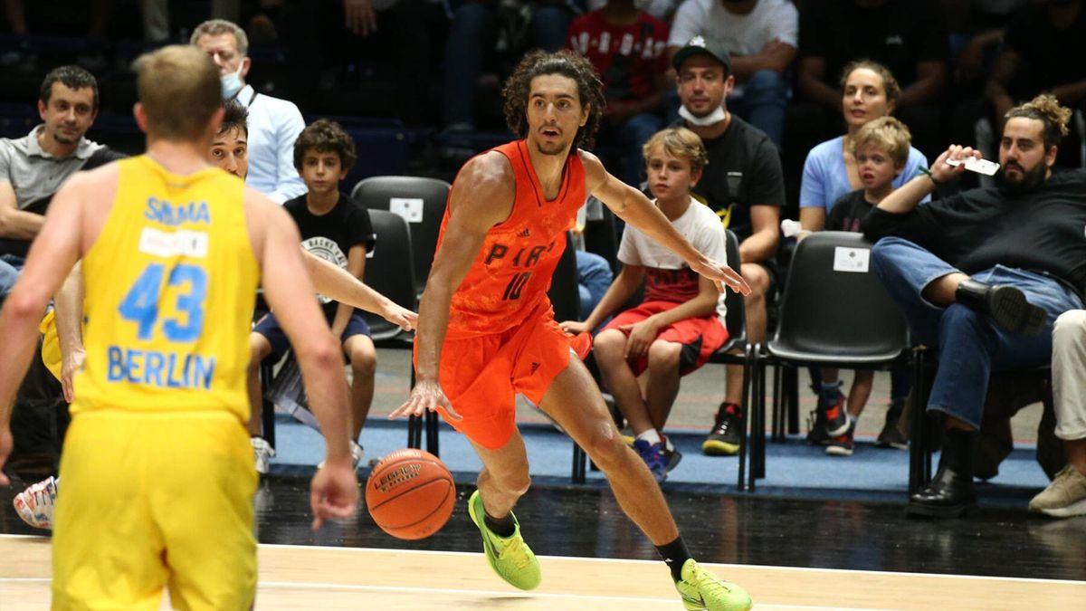 Milan Barbitch (Paris Basketball), 2021