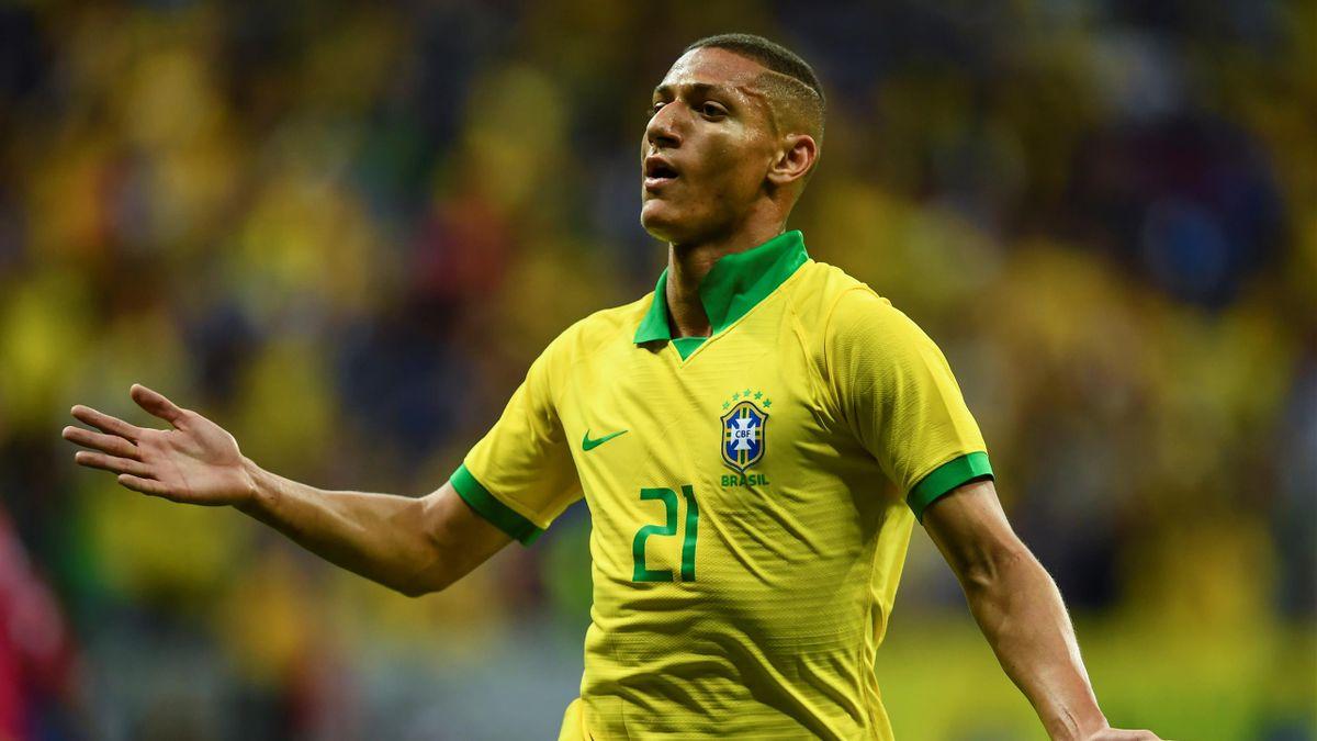 Copa America   An Mumps erkrankt: Richarlison aus Brasiliens Selecao