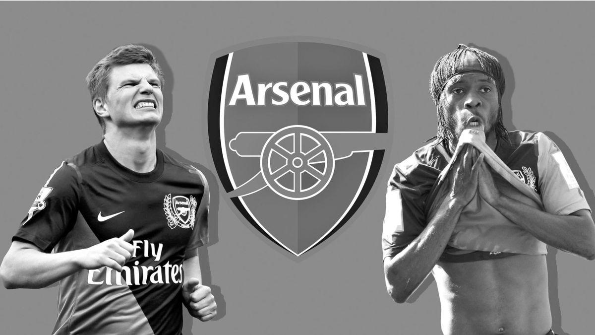 Андрей Аршавин и Жервиньо, 10 худших трансферов «Арсенала» в XXI веке