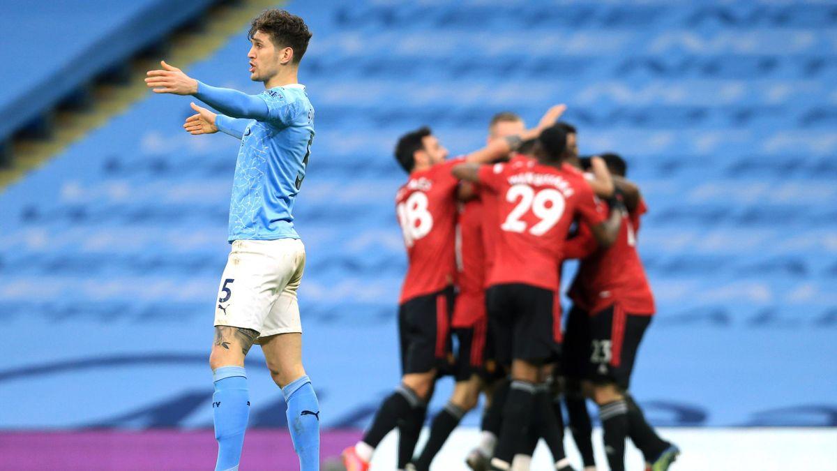 United s'est imposé sur la pelouse de City