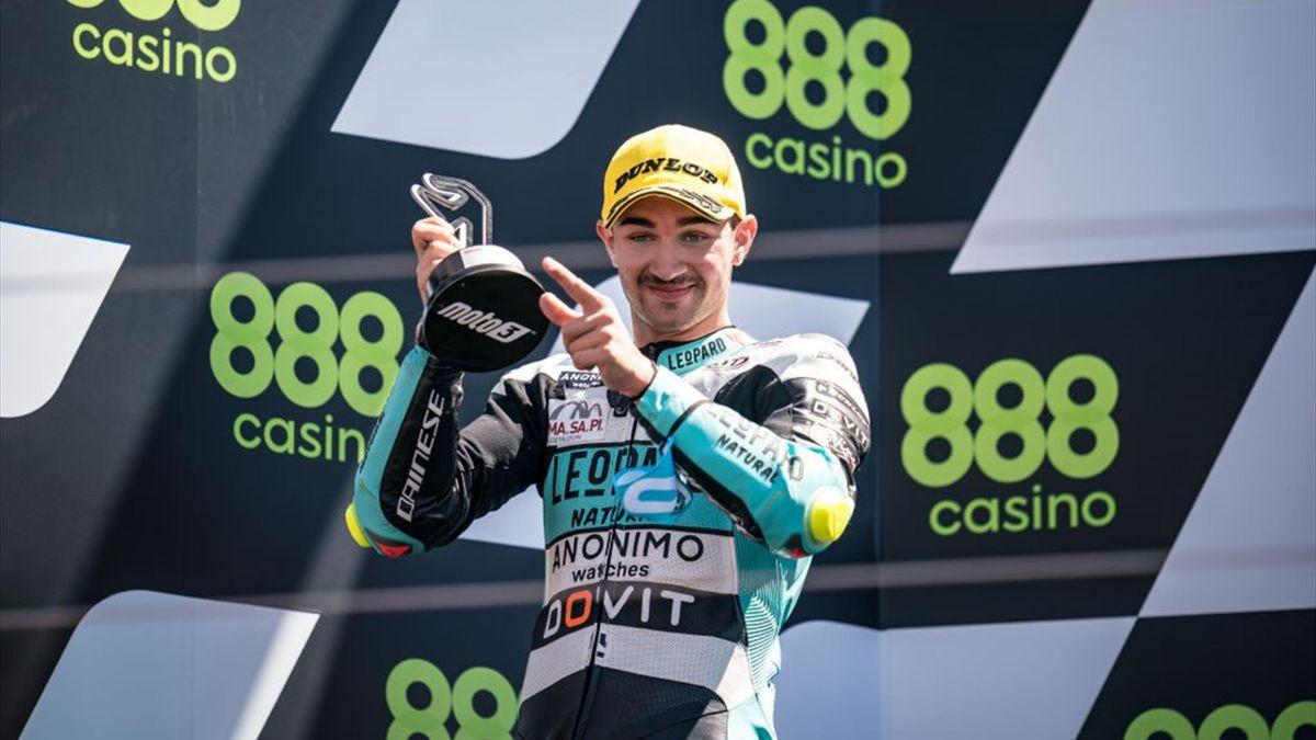 Dennis Foggia - Mondiale 2021 Moto3