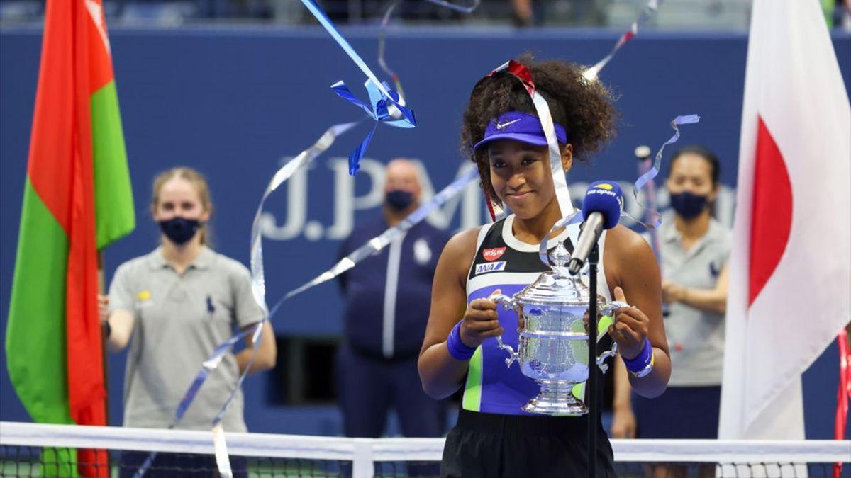 Наоми Осака – чемпионка US Open-2020
