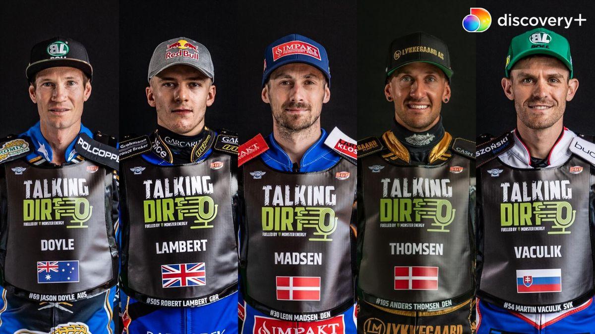Fem wildcards bekræftet til FIM Speedway GP 2022 – to danskere iblandt
