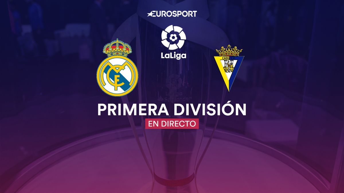 Real Madrid - Cádiz