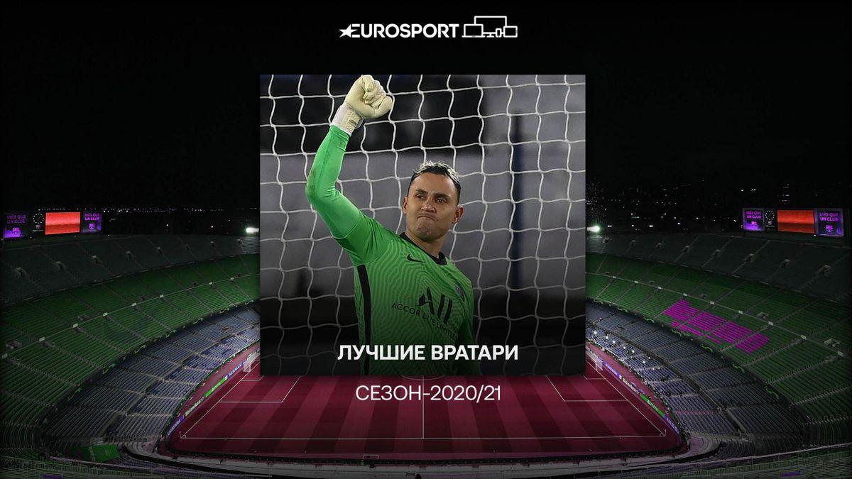 Лучшие вратари сезона-2020/21