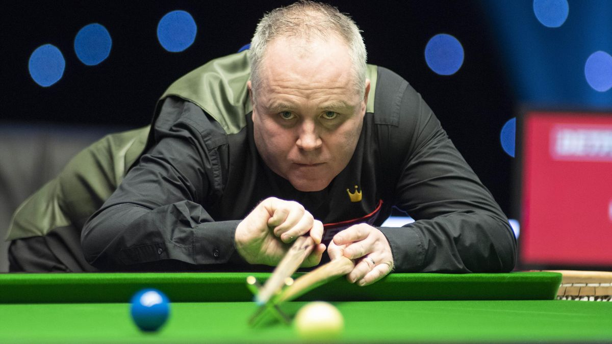 John Higgins | Masters 2021