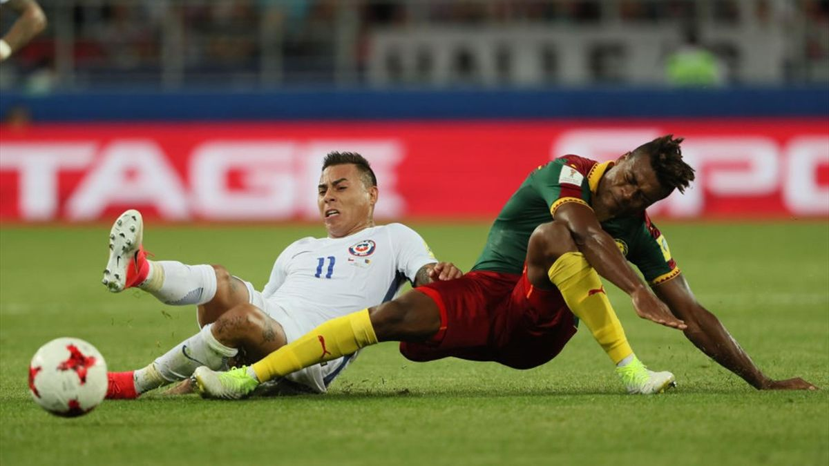 Cameroon – Chile