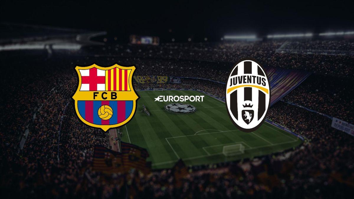 Barselona Yuventus Pered Matchem Eurosport