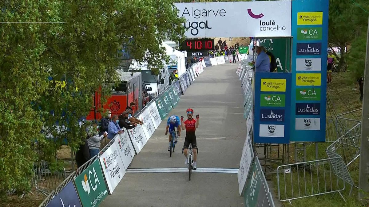 Highlights: Rodrigues wins Volta ao Algarve as Gesbert wins Stage 5