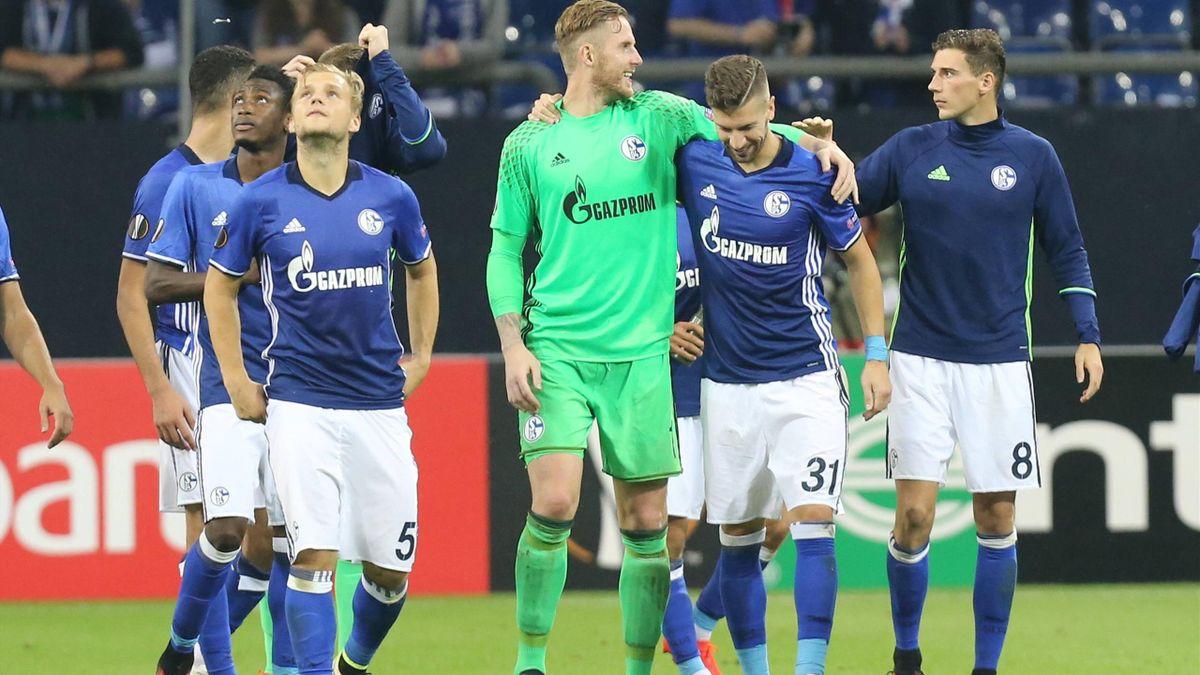 Schalke Gegen Salzburg