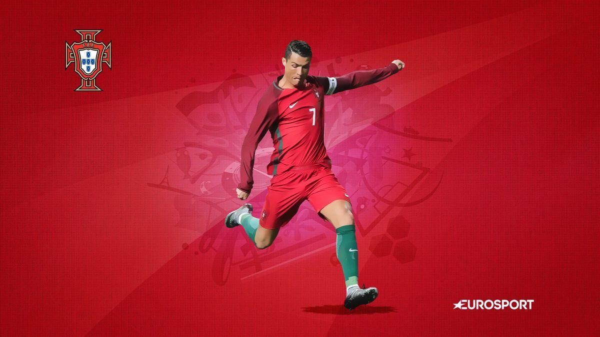 Portugal Euro 2016 graphic