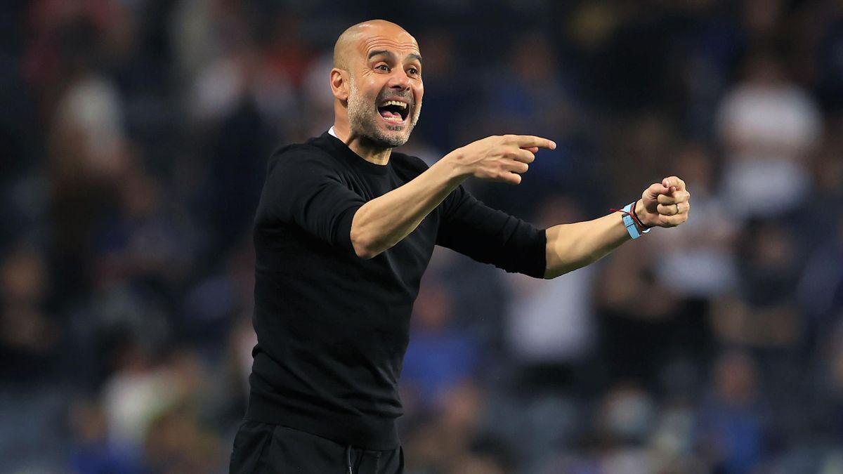Pep Guardiola / Manchester City