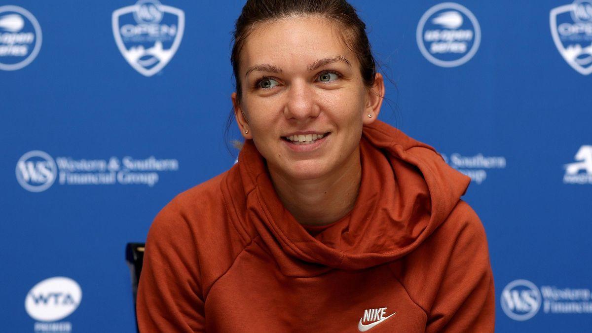 Simona Halep o va înfrunta pe Barbora Krejcikova, joi, în turul doi al turneului de la Praga