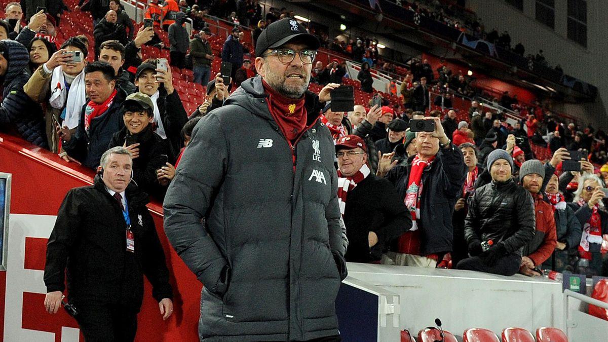 Jurgen Klopp (Liverpool) - Champions League 2020