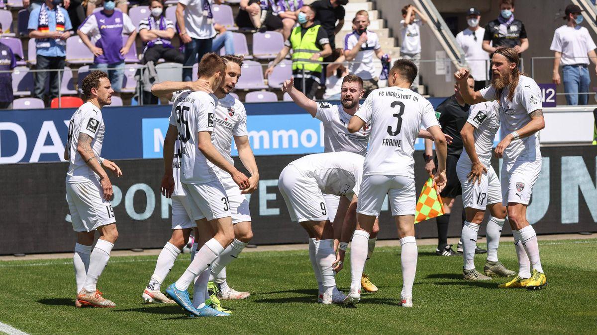 FC Ingolstadt steigt auf