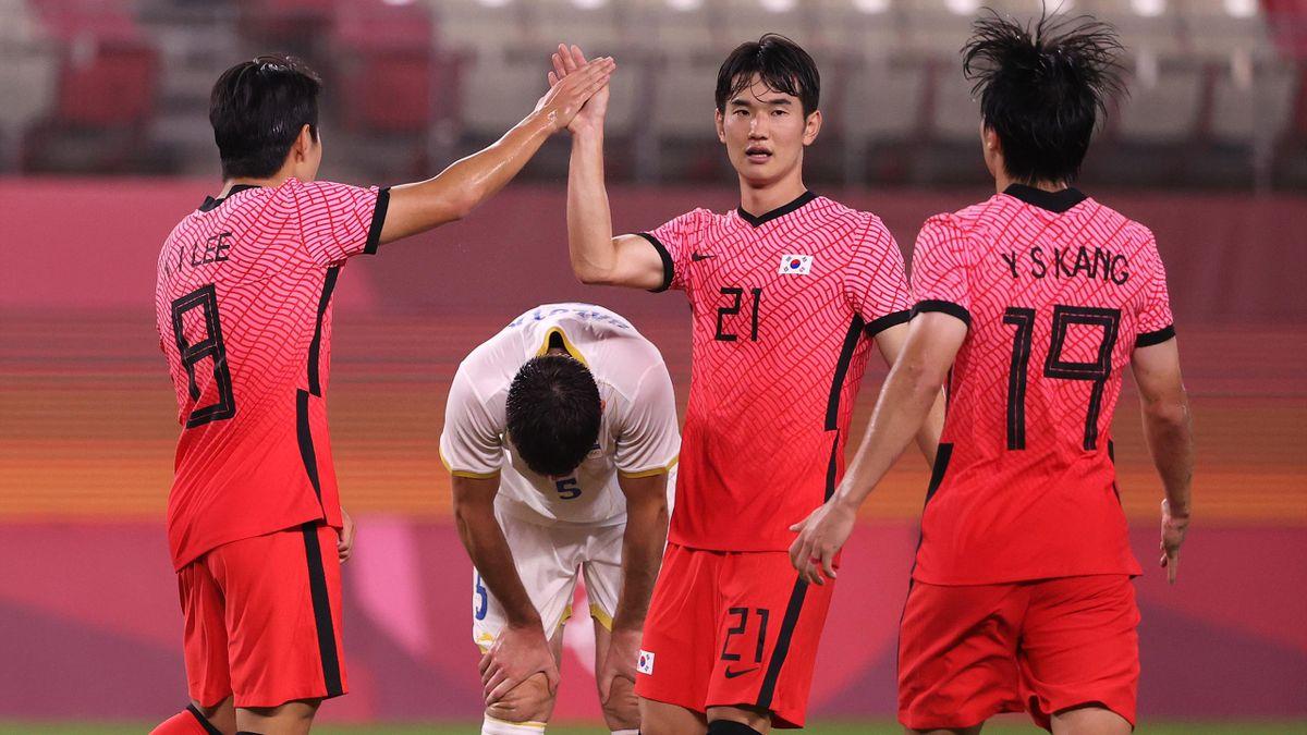 România - Coreea de Sud 0-4 la Jocurile Olimpice