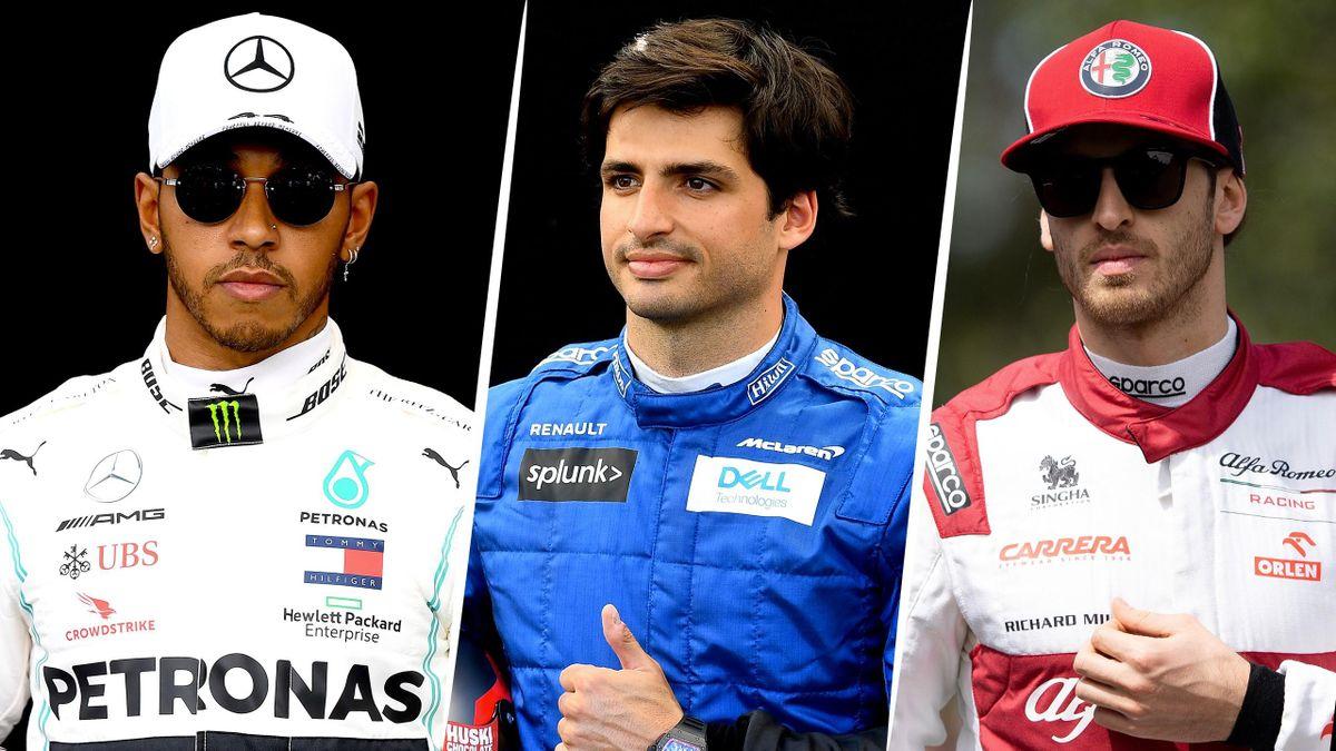 Du fantasme Hamilton à la roue de secours Giovinazzi : qui pour remplacer Vettel en cas de départ ?