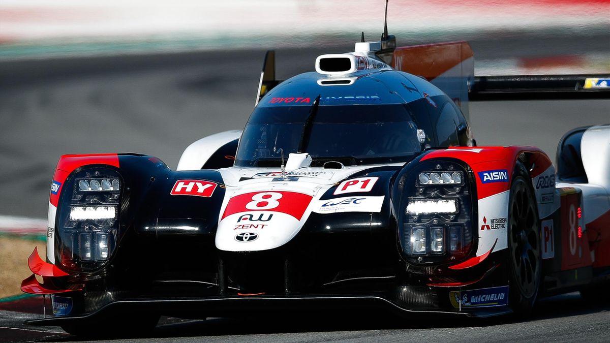 Toyota gehört zu den Favoriten in Le Mans