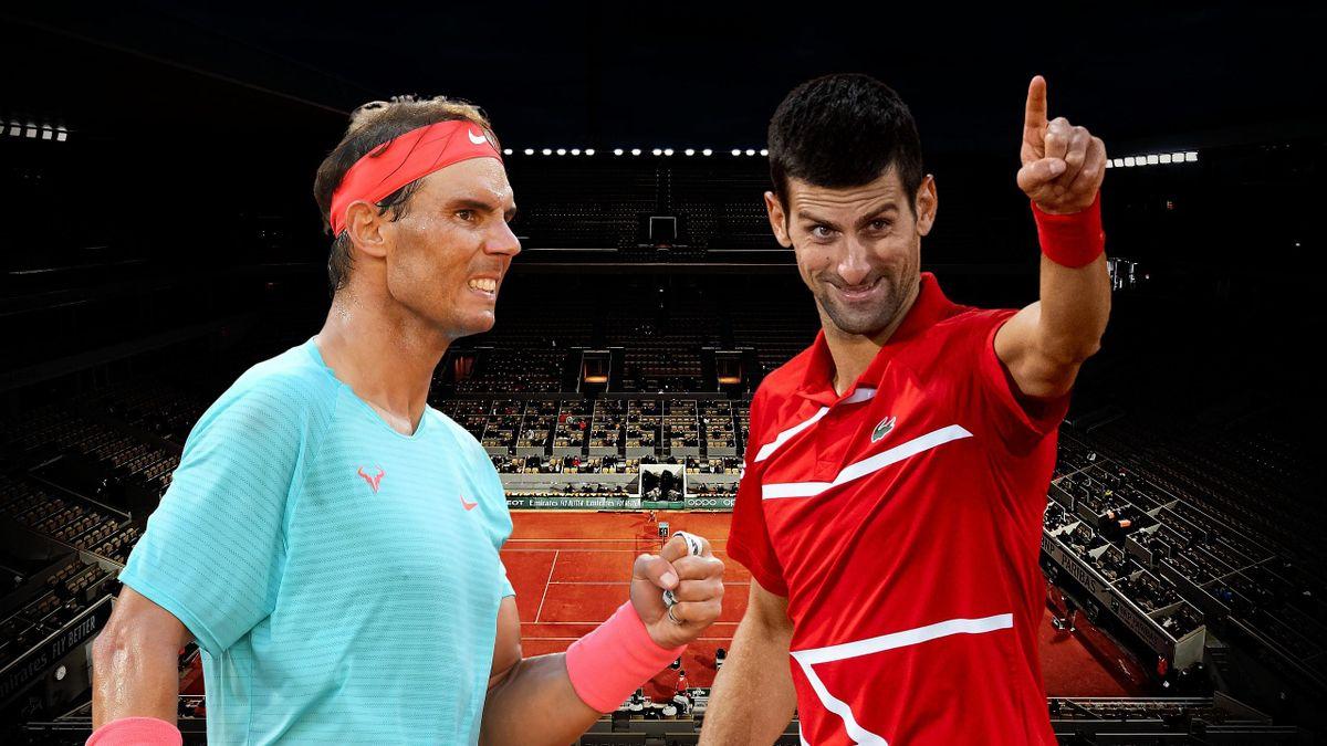 Rafael Nadal și Novak Djokovic se înfruntă în finala de la Roland Garros 2020
