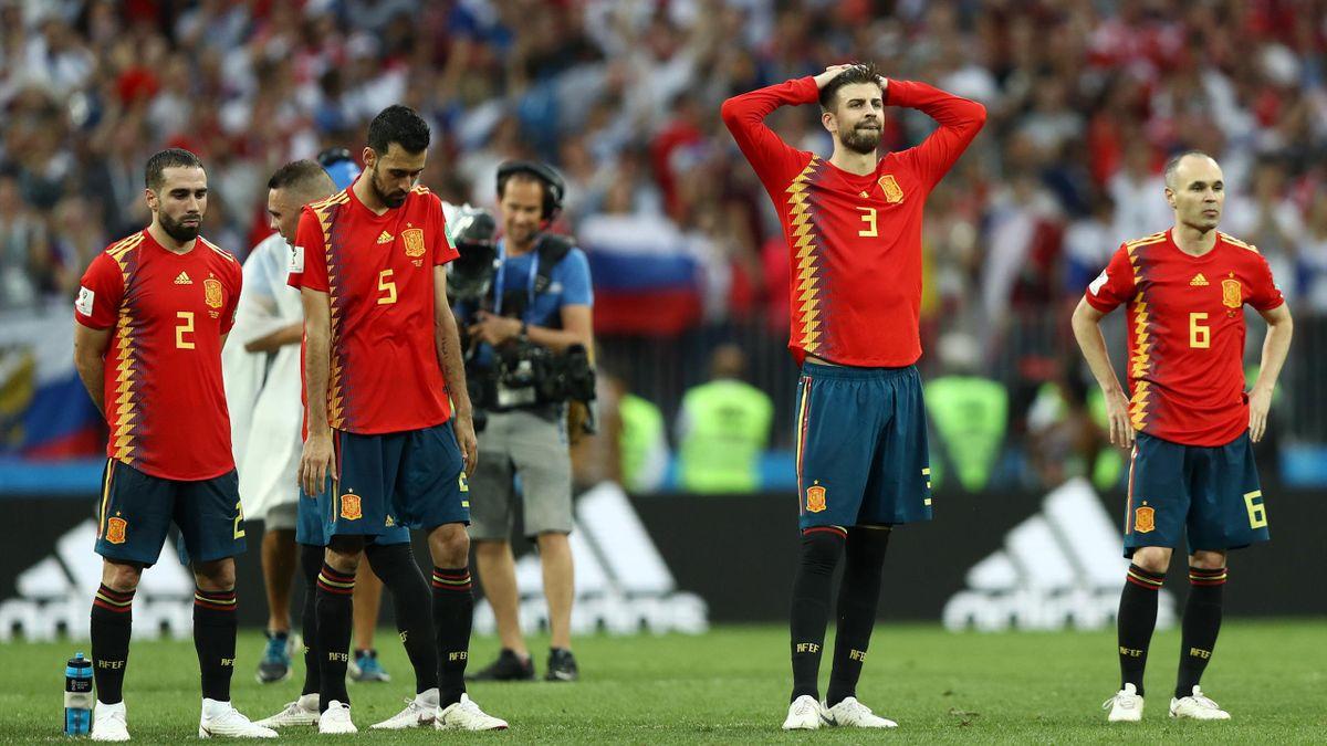 Spanien - Russland
