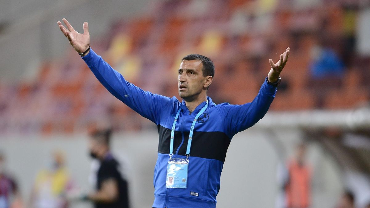 Bogdan Vintilă, antrenorul celor de la FCSB
