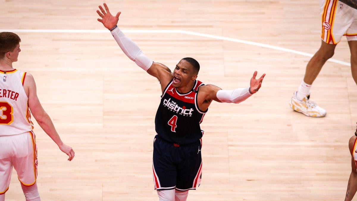 Russell Westbrook (Washington Wizards)