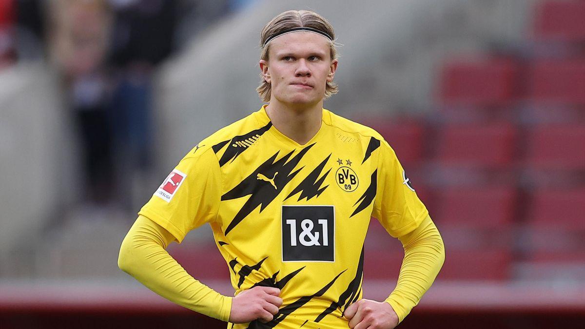 Verlässt Erling Haaland den BVB schon in diesem Sommer?