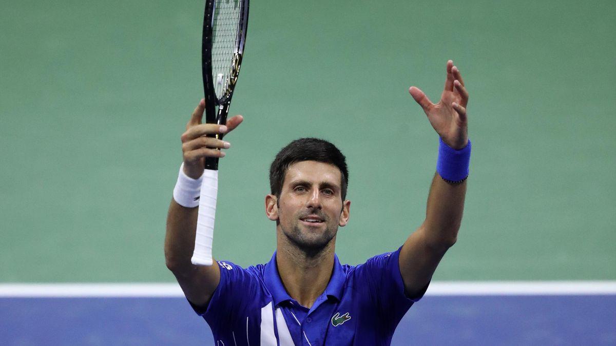 Novak Djokovic Brushes Aside Struff To Advance In New York Eurosport