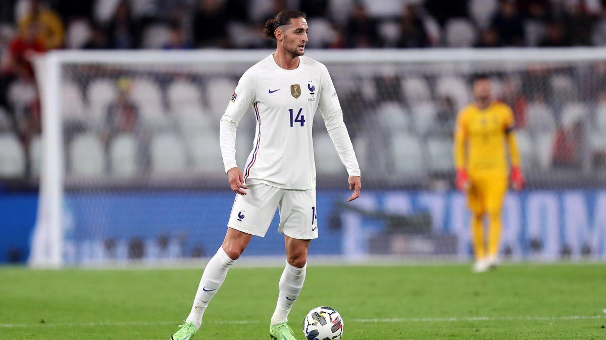 Adrien Rabiot fehlt Frankreich beim Finale in der Nations League
