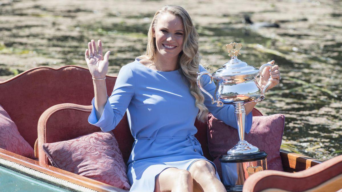 Caroline Wozniacki (Open de Australia 2018)