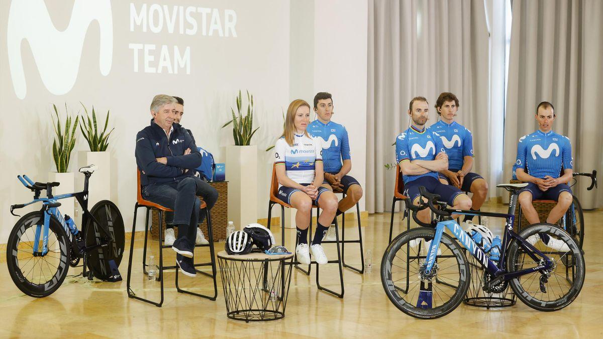 Presentación Movistar Team 2021: Photogomez Sport