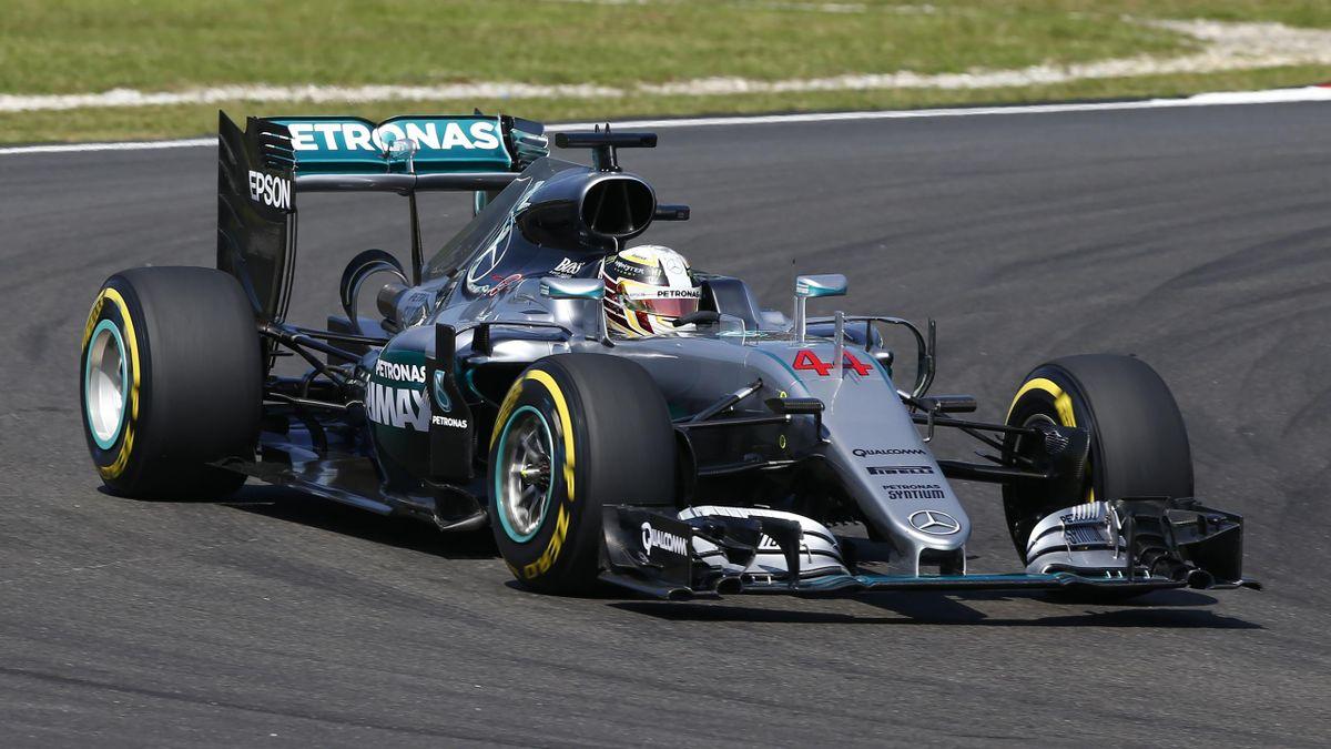 Lewis Hamilton (Mercedes) - GP of Malaysia 2016
