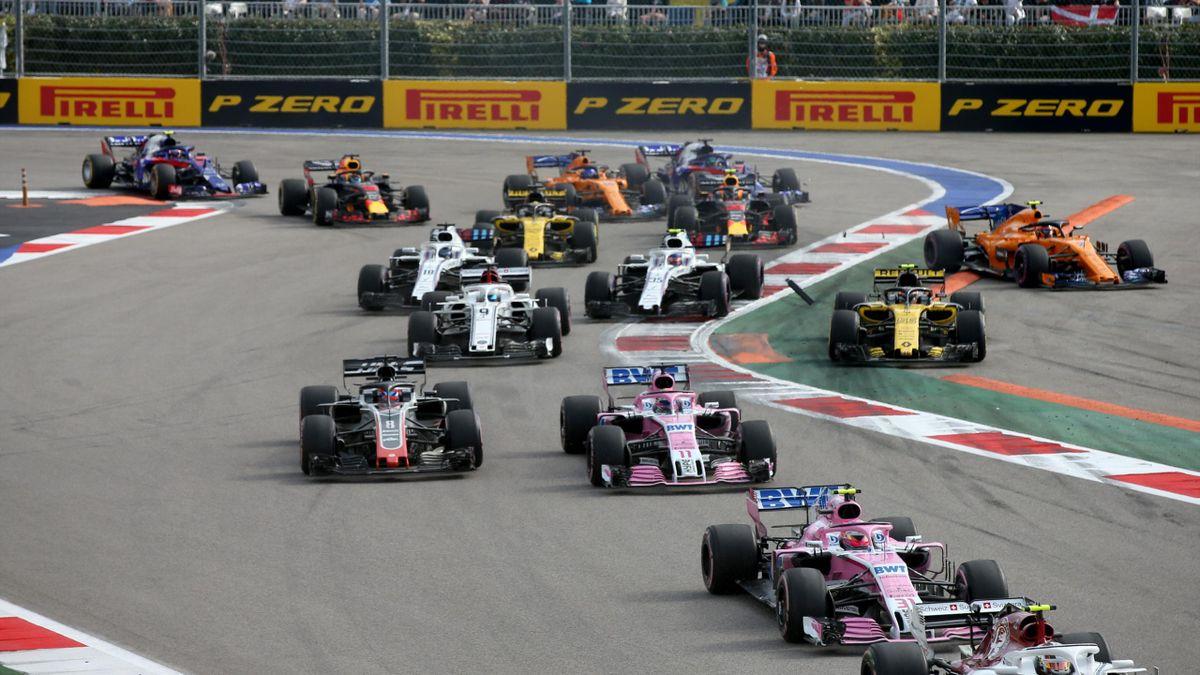 Formel 1: Großer Preis von Russland