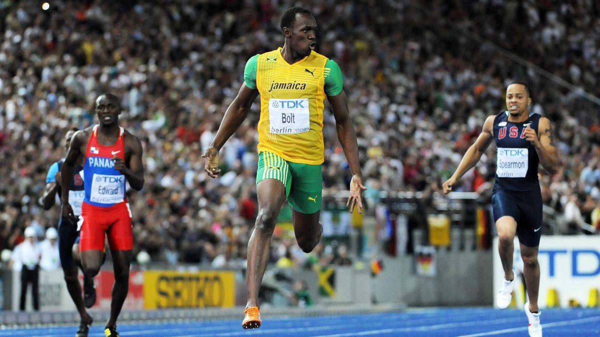 Usain Bolt - Berlin 2009