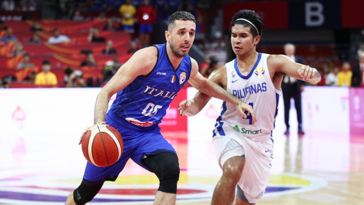 Amedeo Della Valle, Italia-Filippine, Mondiali 2019