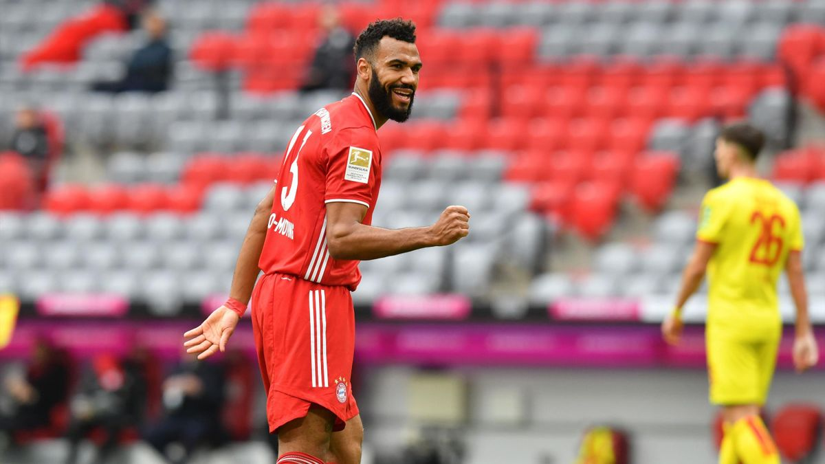 Eric Maxim Choupo-Moting - FC Bayern