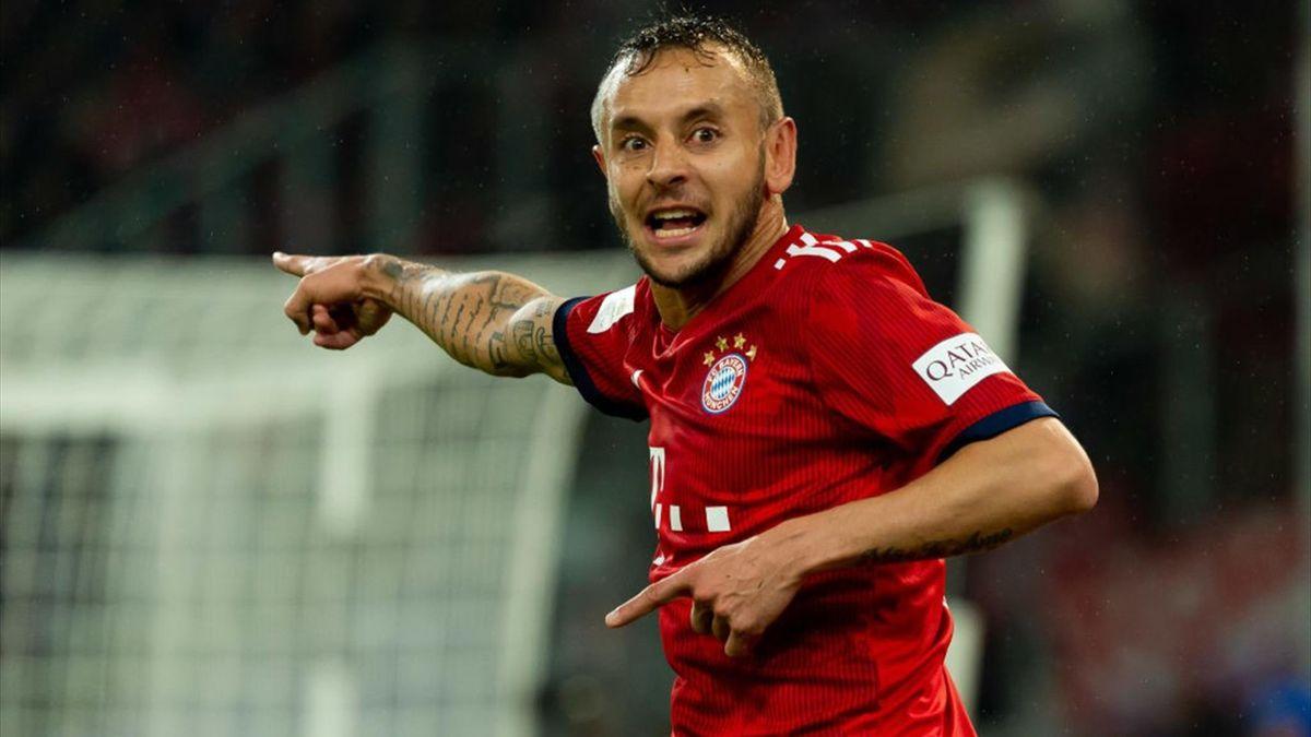 Rafinha bietet Rückkehr zum FC Bayern an