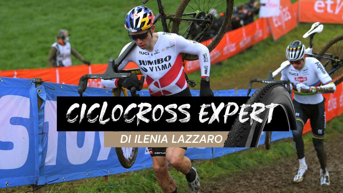 Ciclocross expert, Van Aert & Van Der Poel