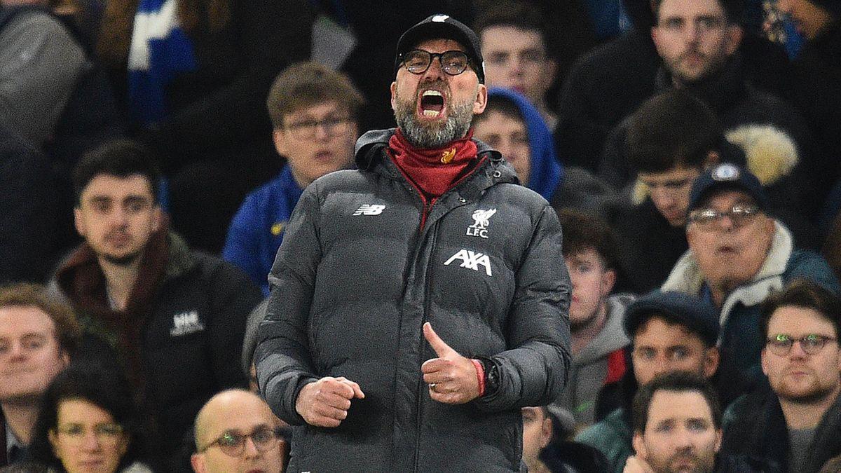 Jürgen Klopp a strigat degeaba de pe margine la ai lui la Birmingham. Liverpool a pierdut cu 2-7!
