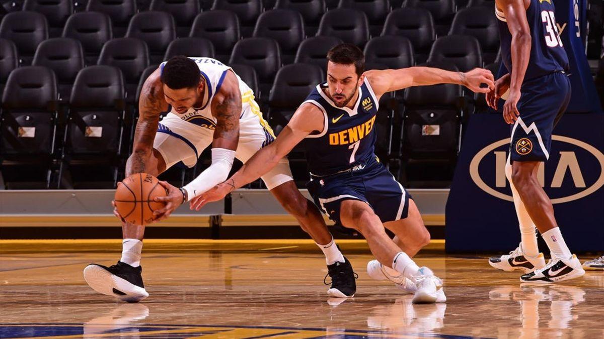 Campazzo Denver Nuggets NBA
