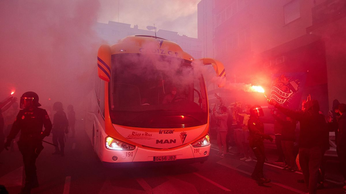 Автобус «Реала»