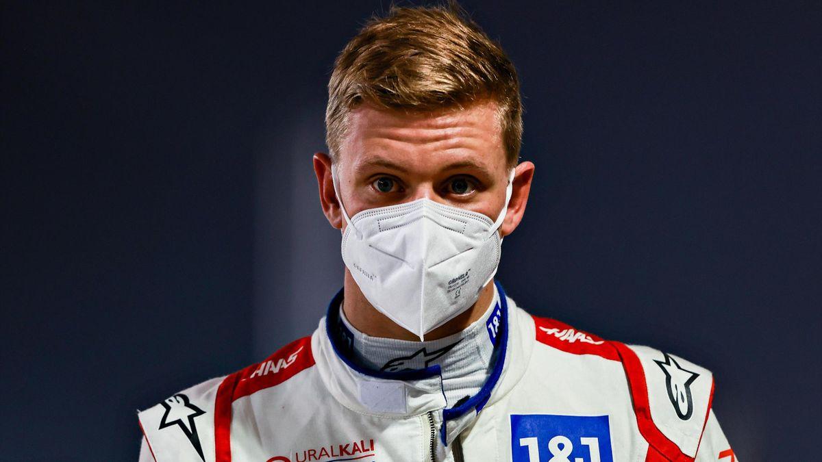 Mick Schumacher fuhr in Bahrain sein erstes F1-Qualifying